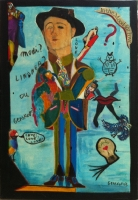 In the mood for love - 55x38