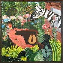 Lucian Freud et sa verdure - 40x40