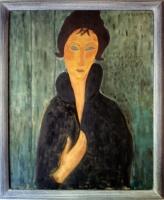 1997- Salut Modigliani - 105x85