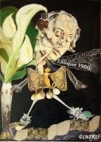 Lalique 1900 - 54x38