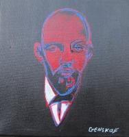 Lenin - 20x20