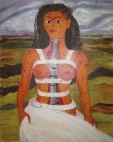 Frida - 81x100