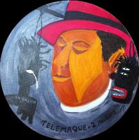 Telemaque - 30x30
