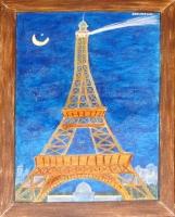 Tour Eiffel - 46x33