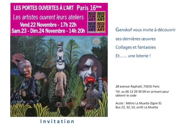 Invitation Genskof portes ouvertes 2015
